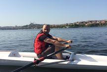 Rowing - Kürek / My rowing fun