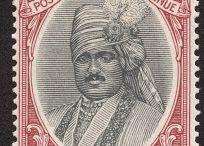 India - Saurashtra Stamps