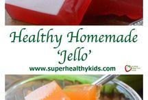healthy jello