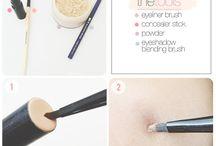 Beauty Tips / by Ashley Oden