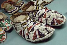 DDs Beaded Moccasins
