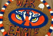 War Damn Eagle / by Amber time for a change