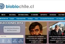 Radio In Chile / A collection of radio stations in Chile, most or all of which have live streaming.
