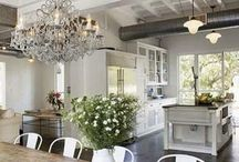 Dreams of Shabby Country Kitchen Chic