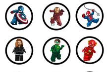 lego toppers