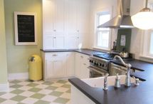 Kitchen / by Heather Harwood
