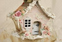 CRAFT-Houses/Fairies-Doll