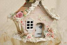 CRAFT-Houses/Fairies-Doll