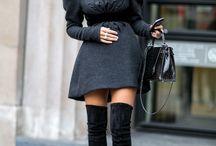 Dress-street style