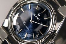 Vintage Rado women's watch / Rare used watches. Vintage used watches. You can buy it now in ebay.