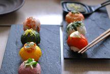 Japanese  dish  up