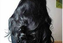 banho de verniz cabelo