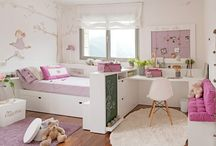 girl's bedroom