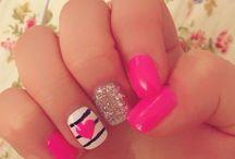 Nails  / by Pamela Maluga