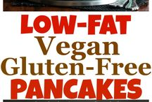 Glutenfree pancakes