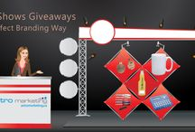 Trade Shows Giveaways / Trade Shows Giveaways - A latest Marketing Strategy