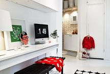 office | inspirations / by rebecca holderbaum