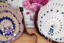 My Crochet Shenanigans / Crochet Bags and other items made by me