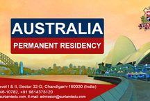 PR for Australia
