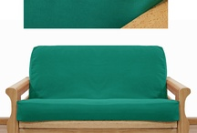Going Green, Green Futon Covers That Is!