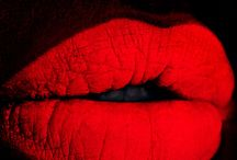 Kiss lips lipsticK / by Fluffy Centner
