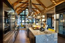 Kitchens / Why eat out when you have a kitchen that makes you want to eat in ?
