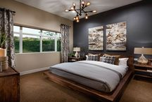 Lennar SoCal Master Bedrooms / Imagine ending your day in one of these beautiful master bedrooms built by Lennar in Orange County, Los Angeles, and San Diego.