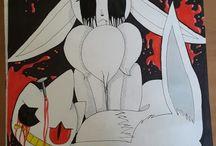 Dessins / Des dessins de moi