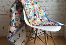 Quilting with Hexie's