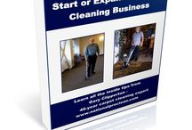 Carpet Cleaning / How to Start or Expand a Carpet Cleaning Business