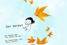 Herbst in der Kita
