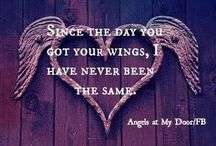 Miss Wings / Angel quotes & images