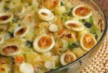 receitas de pratos de bacalhau.