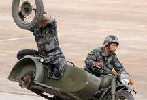 funny motorbikes