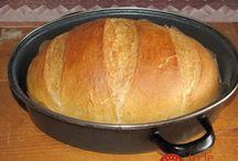 Domáci chlebík a pečivko