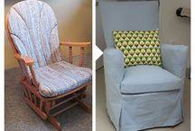Furniture - Rehabbed & Repurposed / Furniture shouldn't be boring, right?