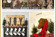 Holidays / Decorating ideas for the Holidays!