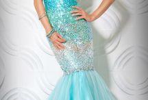 Mermaid Inspired Dresses. / by Sara Lyn