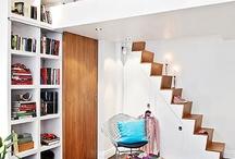 pokoj wysoki na piętrze