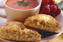 Papa Was a Rollin' Scone / Scone Recipes - Savory and Sweet / by Dona (Chicken Giggles) Parmely