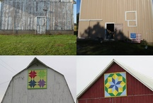 Quilt Barns / by Magazine Your Home
