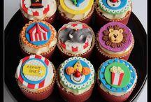 Cupcake γενεθλίων party