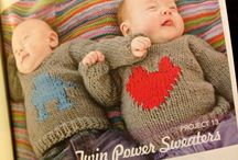 Quick & Easy Baby Knits / by Sarah White/Our Daily Craft