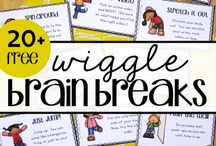 brain break exercise