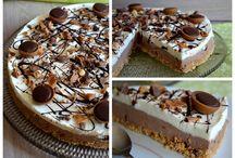 Toffifee cakes