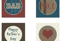 Printable: Father's Day. / by Jessie Ward