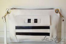 LeVary táskák / leather shopping bag, design bag, unicat tasche,