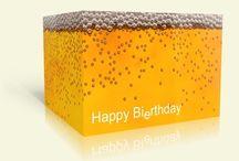 Einladungskarten-Geburtstag / Eine Vielfalt von Kartendesigns laden ein zum eigenen Gestalten Ihrer Einladungskarten zum Geburtstag