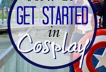 cosplay - ideas&inspo