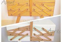 Restauration meubles